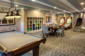 basement game room ideas. Delighful Ideas Modern Basement Game Room Decor Inside Basement Game Room Ideas N