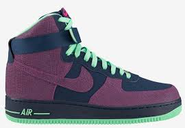 release reminder nike air force 1 high brave cherry air force 1