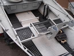 new floor for the drift boat ez