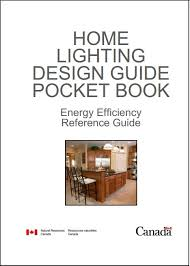 Small Picture Home Lighting Design Guide Pocket Book Natural Resources Canada