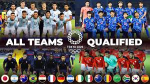 Maybe you would like to learn more about one of these? Olympics Tokyo 2021 All Qualified Teams Jungsa Football Youtube