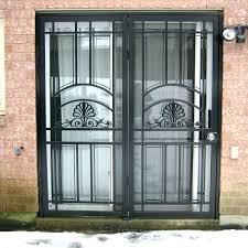 sliding patio door security security door for patio folding security gates for patio doors security screen