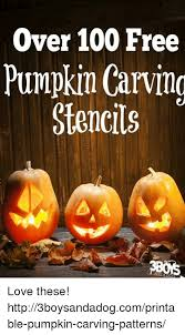 Free Printable Pumpkin Carving Patterns Enchanting Over 48 Free Pumpkin Carving Stencils Love These