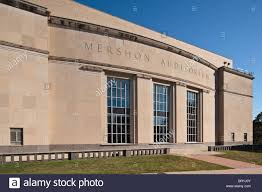 Mershon Auditorium Located On The Ohio State University