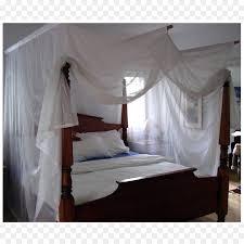 Vorhang Bett Rahmen Schlafzimmer Himmelbett Four Poster Bed Bett