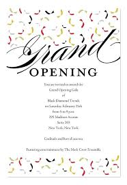 Inauguration Invitation Message Bestlifepro