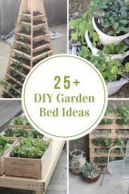 Diy Garden Diy Garden Bed Ideas The Idea Room