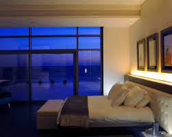 headboard lighting. contemporary bedroom idea in other with beige walls headboard lighting
