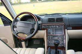 2001 Land Rover Range Rover - Information and photos - ZombieDrive ...