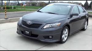 2011 Toyota Camry SE Sport Bluetooth XM Excellence Cars Direct ...