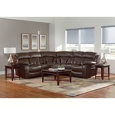 North Shore Living Room Set Standard Furniture North Shore Reclining Sectional Sofa With