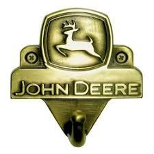 John Deere Coat Rack Best John Deere Cast Metal Hand Finished WALL HOOK Decorative Hanger Rack