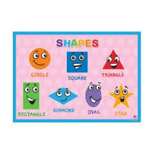 Shapes Chart Images Shapes Chart Pre School