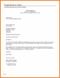 Business Letter Inspirational Sample Business Letter With Enclosure