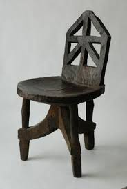 african furniture and decor. Africa   Chair From Ethiopia Carved Wood. African Furniture And Decor