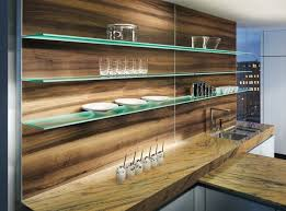 lighted floating glass shelves why should we use glass