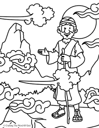 Small Picture 95 best Sunday School Coloring Pages images on Pinterest