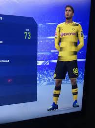 FIFA 19 FACES