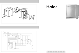 haier dishwasher dw cfe ss user guide manualsonline com domestic dishwasher
