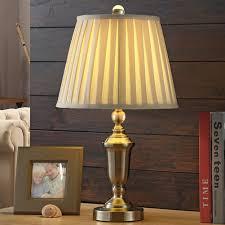 Antique Brass Light Switches B Q Full Brass Lamp Bedroom Bed Lamp Living Room Vintage Brass