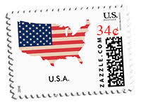 average postcard size postcard specifications usps postal regulations requirements