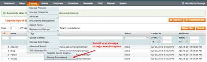 xml sitemaps pro submit to search engines