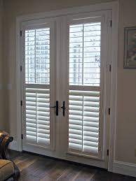 venetian blinds for patio doors. Beautiful Doors Interior Simple White Venetian Blinds On Bi Fold Glass Door For Patio  Doors With For A