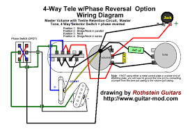 4 way switch line 1 wiring diagram schematics baudetails info rothstein guitars serious tone for the serious player wiring diagram fender telecaster 4 way switch