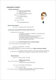 Best Resume Format To Use Classic Blue Resume Format 2018 Template ...