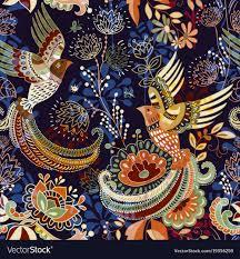 Floral Pattern Wallpaper Cool Design