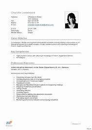 Basic Resume Templates Beautiful Academic Resume Template Best