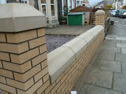 Small Picture Front Garden Brick Wall Designs Small Brick Wall Designs Front