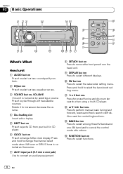 pioneer deh p wiring diagram schematics and wiring diagrams pioneer deh p6050ub cd receiver service manual