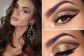 urdu glamorous glitter eye makeup for nye 05 makeup s name list