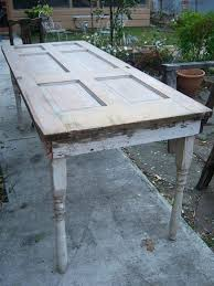 old door table interesting dining table ideas plus old doors made into tables