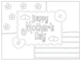 It is an annual event celebrated every year on the second sunday of may. Free Printable Mother S Day Cards For Coloring Mommies With Cents