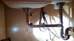 kitchen sink plumbing 1 zoom in