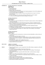 Field Technician Resume Sample Magdalene Project Org