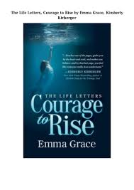 Underwater Light Maya Pdf Download Pdf Download The Life Letters Courage To Rise