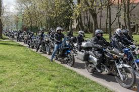 Znalezione obrazy dla zapytania: motocykliści słupsk