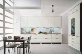 modern off white kitchen. Luxury Contemporary Kitchen Design In White Modern Off
