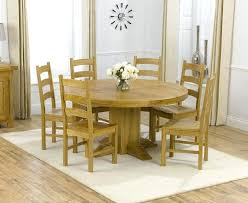 6 seater round dining table 6 dining table intended for round