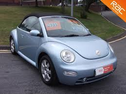 Light Blue Beetle For Sale Used Blue Volkswagen Beetle For Sale Motors Co Uk