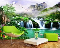 Beibehang Pemandangan Alam Wallpaper ...