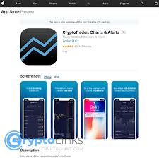 Cryptotrader Charts Alerts Itunes Apple Com