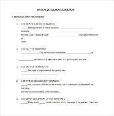 Master Settlement Agreement Amazing Divorce Settlement Agreement Template Uk Fxbaseball