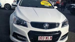 2014 Holden SV6 Storm Ute - YouTube