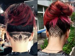 Cool Undercut Female Hairstyles To Show