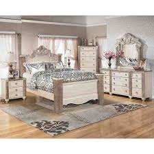 Ashley Furniture White Bedroom Set Pleasant Painting Outdoor Room