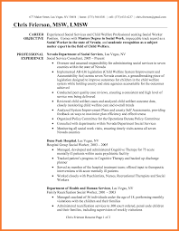 Social Work Resume Examples Of Resumes Case Worker Sample Photo
